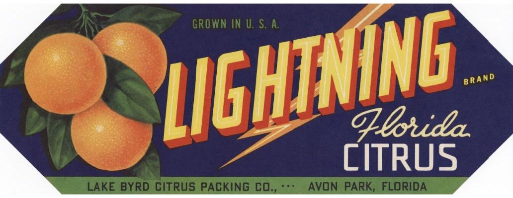 Lightning Citrus