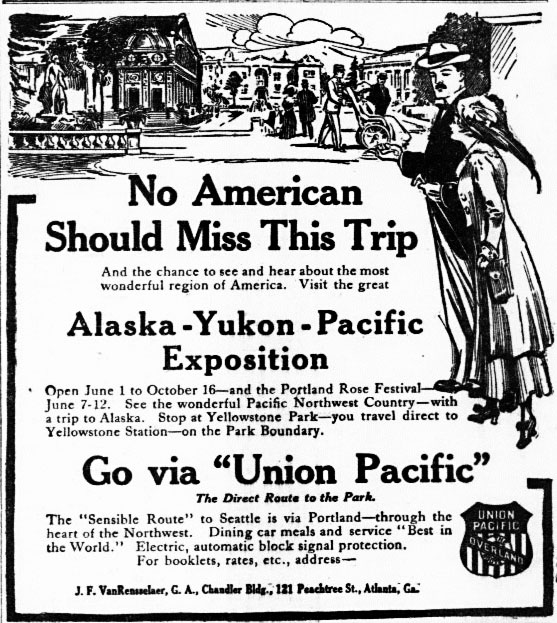 Union Pacific No American Miss Trip ed