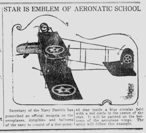 Star is Emblem of Aeronatic School