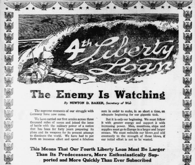 4th Liberty Loan